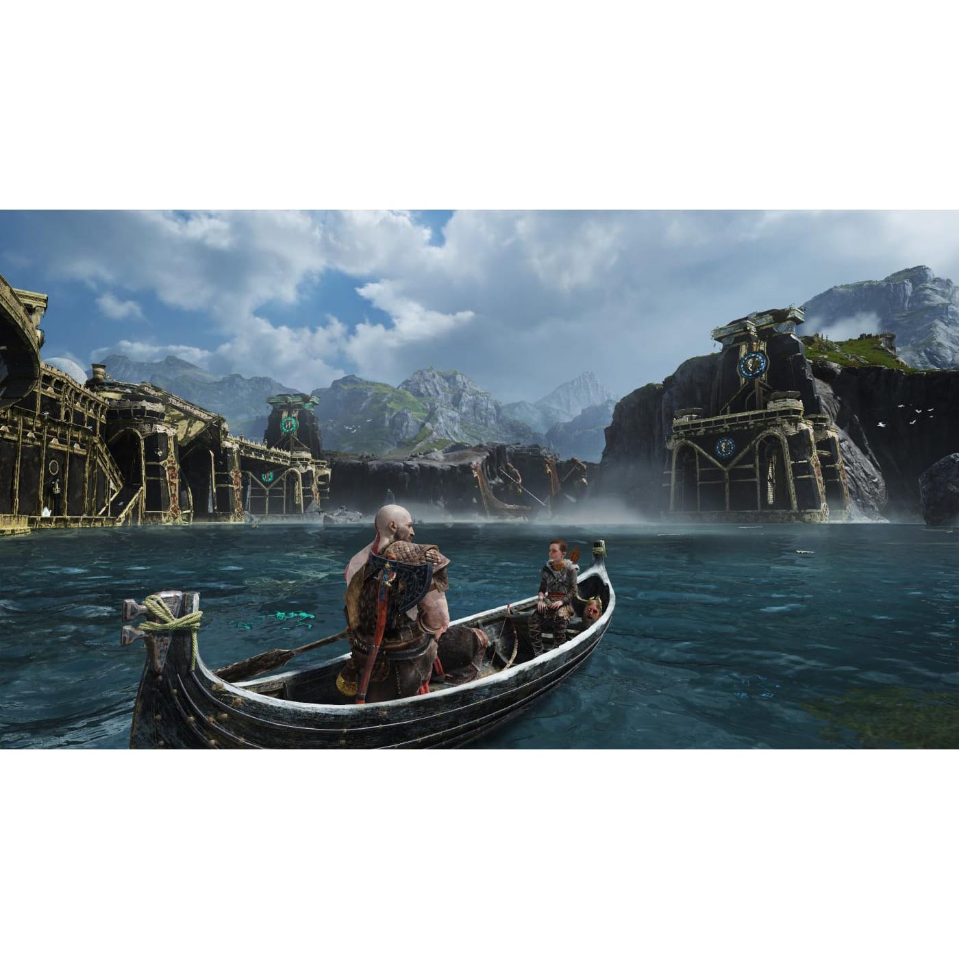 Joc God of War HITS pentru PlayStation 4 2