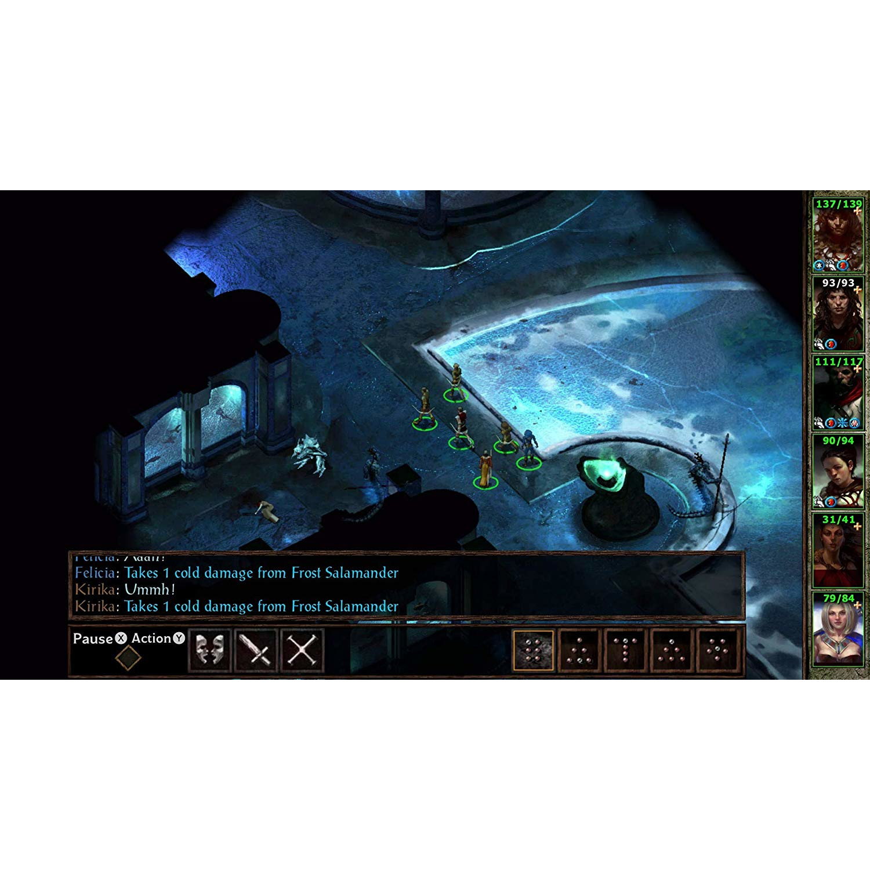 Joc Planescape Torment - Enhanced Edition Icewind Dale - Enhanced Edition (EU) Pentru Nintendo Switch 5