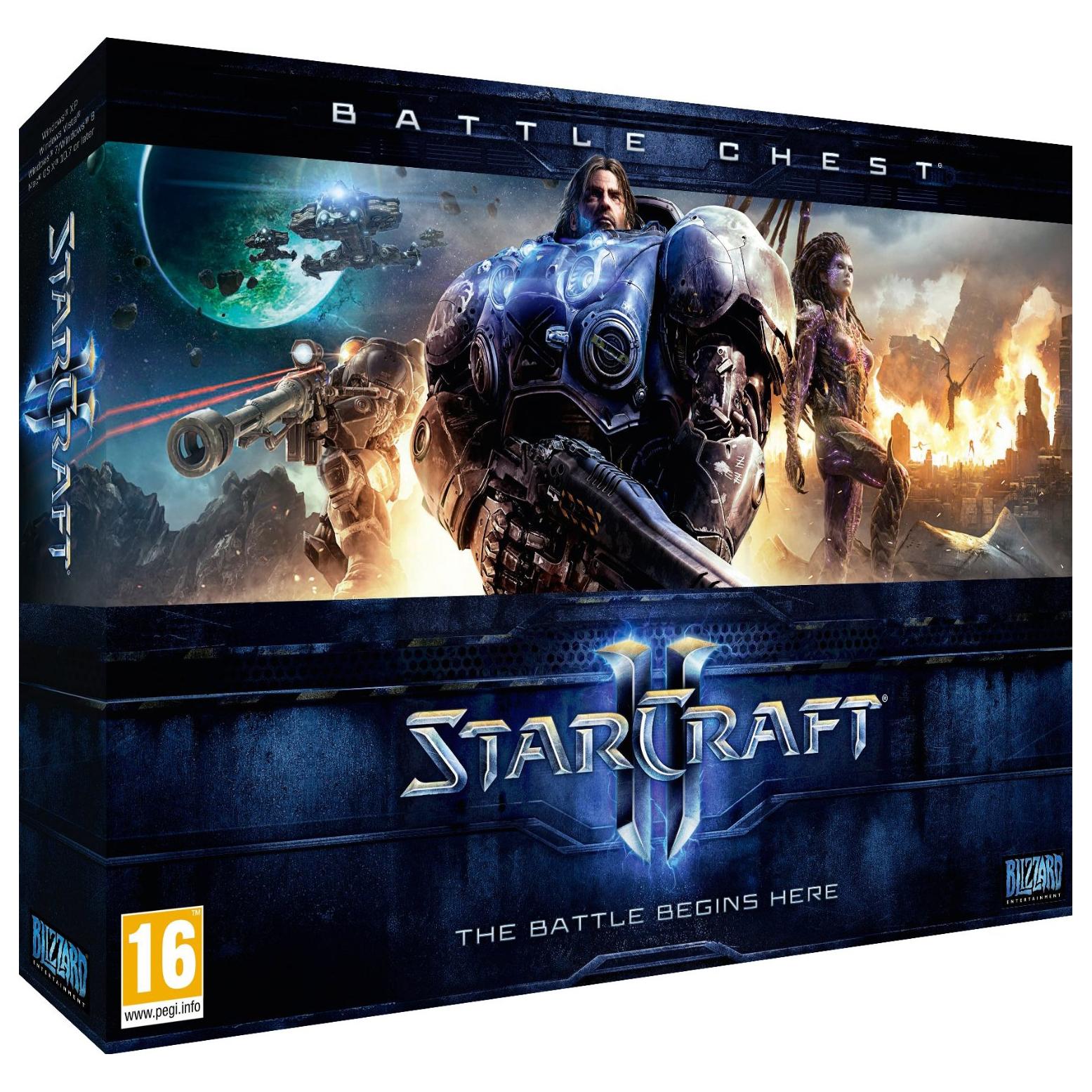 Joc Starcraft II: Battlechest pentru PC 0