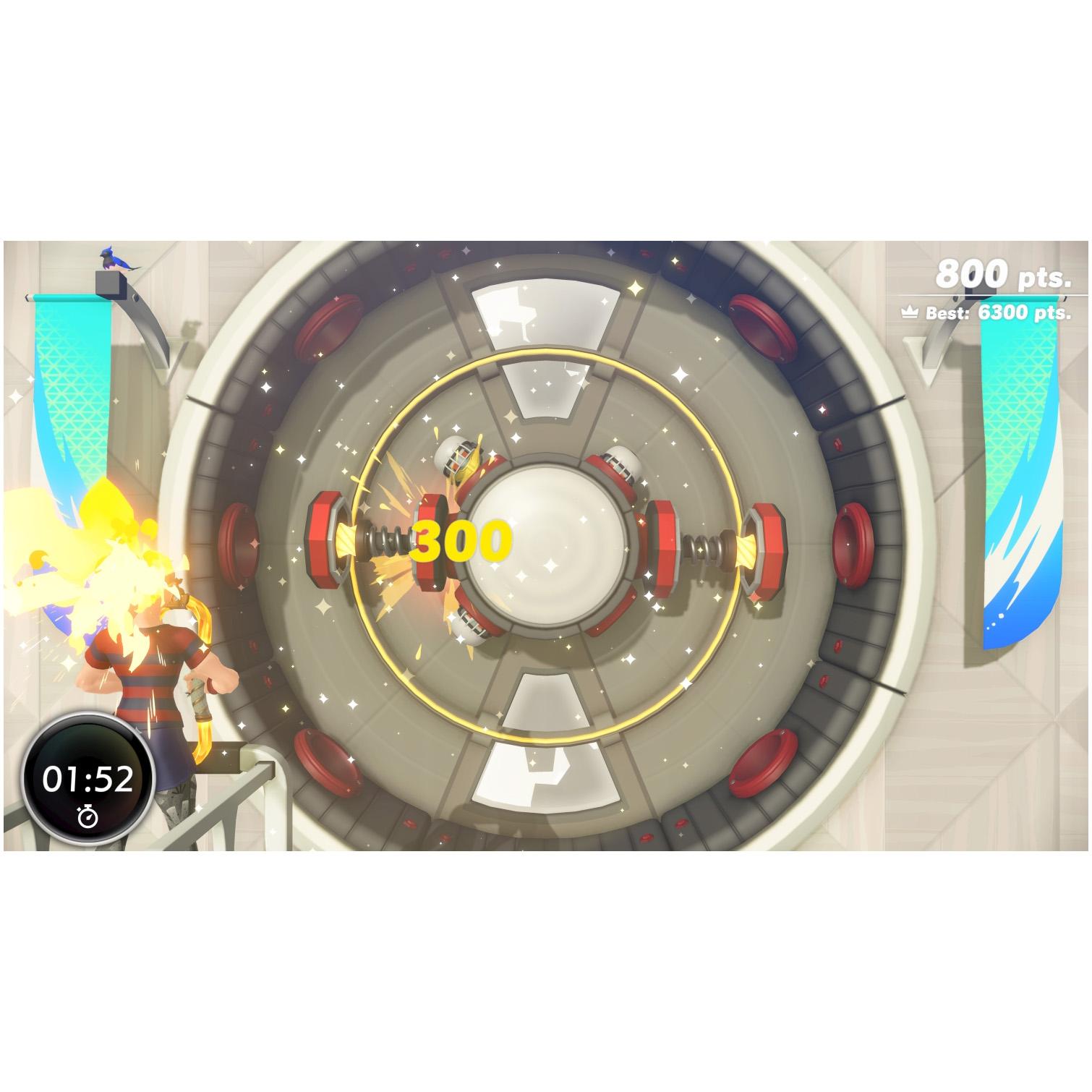 Joc Ring Fit Adventure + Ring-Con + Leg Strap, pentru Nintendo Switch 9