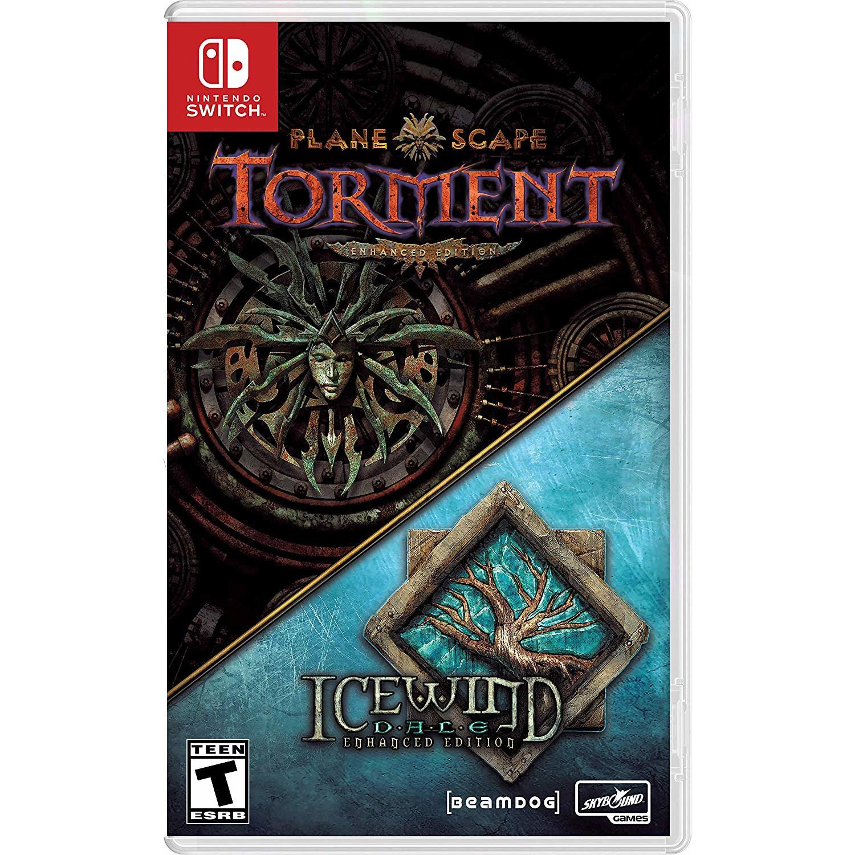 Joc Planescape Torment - Enhanced Edition Icewind Dale - Enhanced Edition (EU) Pentru Nintendo Switch 0