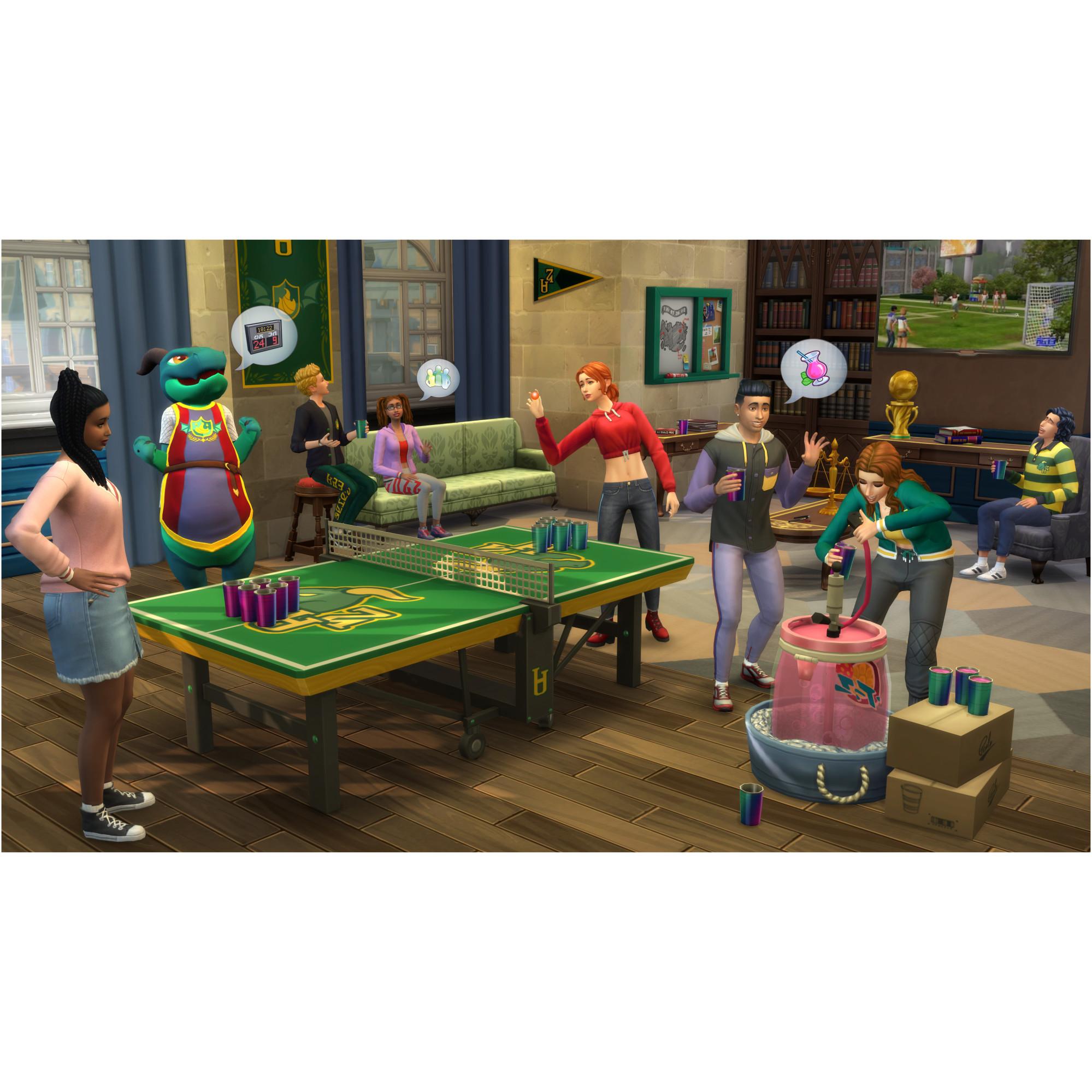 Expansiune The Sims 4 EP8 Discover University pentru PC 1