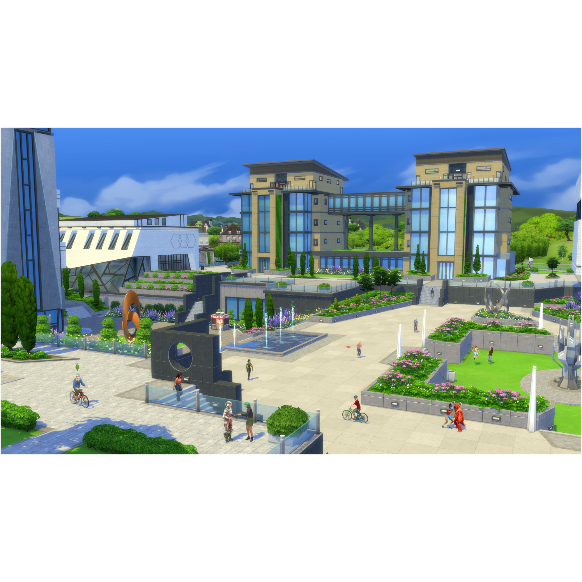 Expansiune The Sims 4 EP8 Discover University pentru PC 3