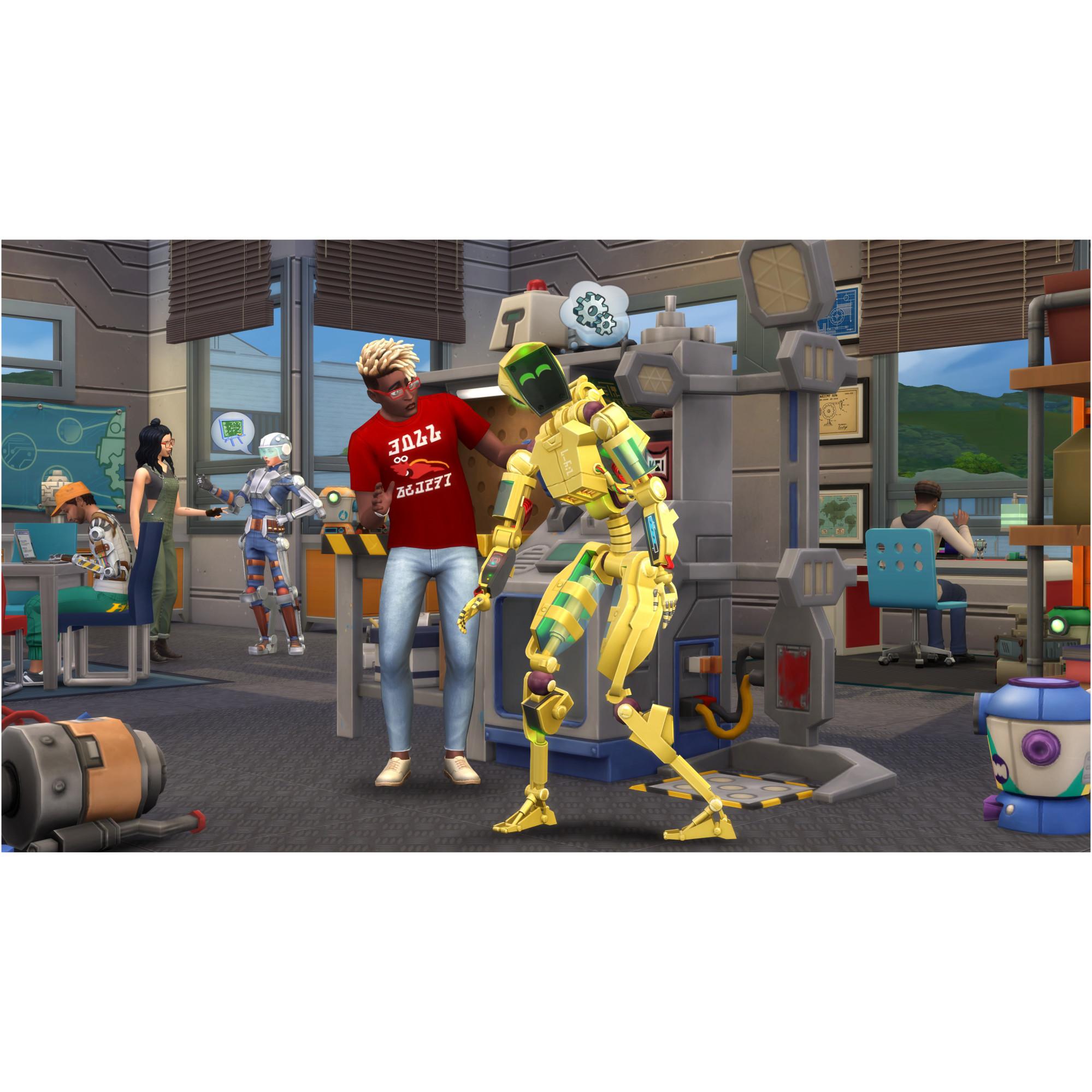 Expansiune The Sims 4 EP8 Discover University pentru PC 2