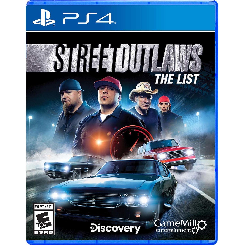 Joc Street Outlaws: The List (EU) Pentru PlayStation 4 0