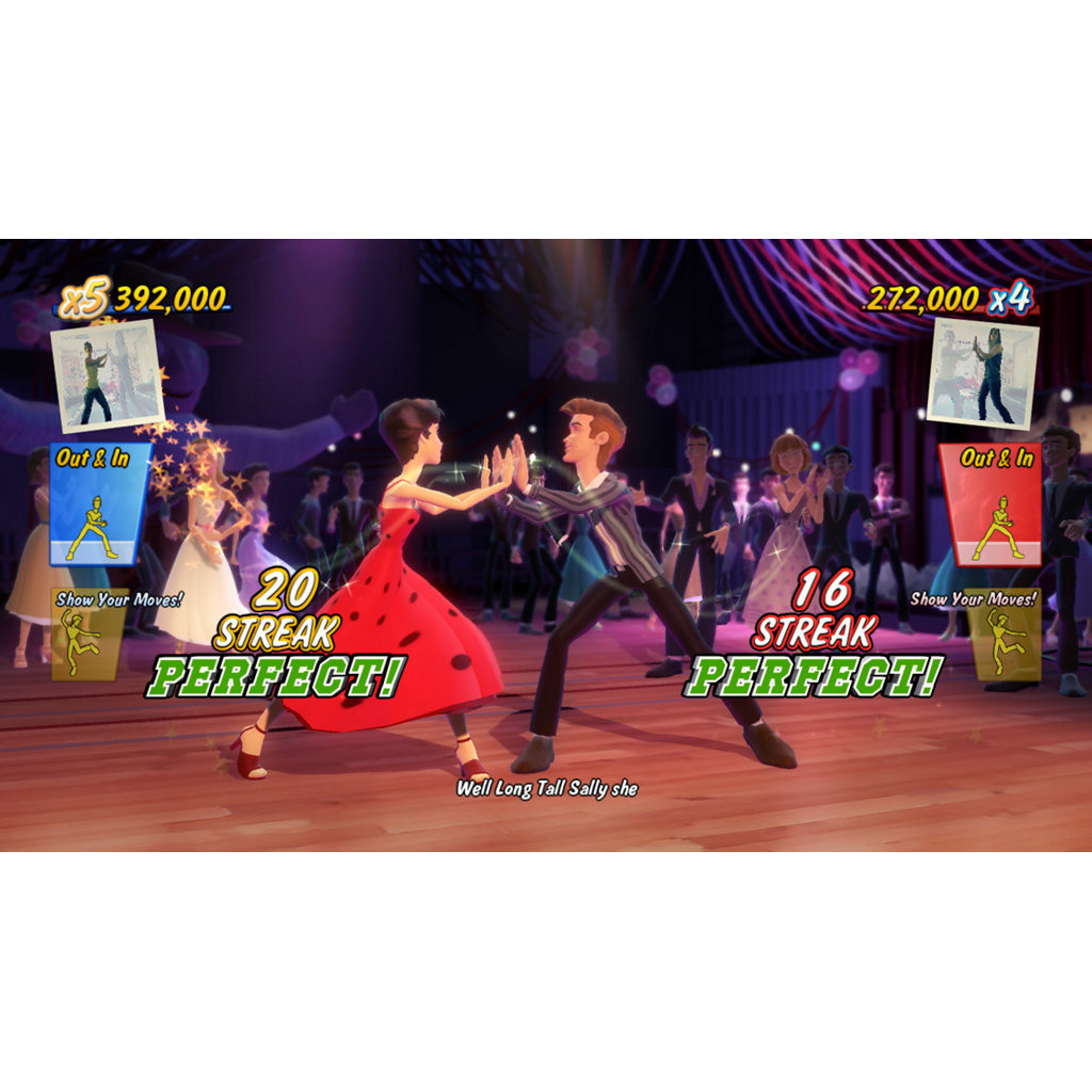 Joc Grease Dance (Move) Ps3 1