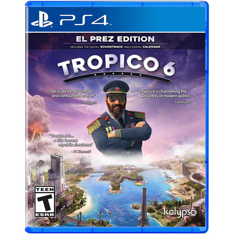 Joc Tropico 6 El Prez Edition Pentru PlayStation 4 0