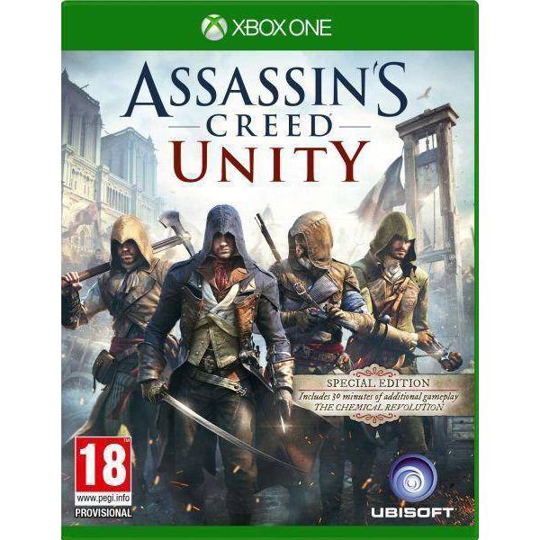 Joc Assassins Creed Unity Special Edition Pentru Xbox One 0