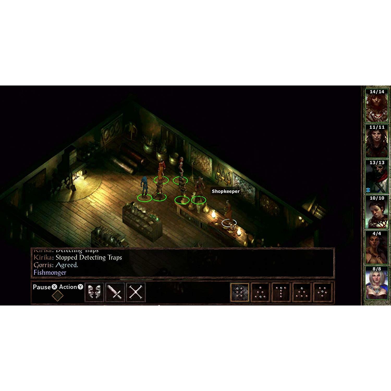 Joc Planescape Torment - Enhanced Edition Icewind Dale - Enhanced Edition (EU) Pentru Nintendo Switch 3