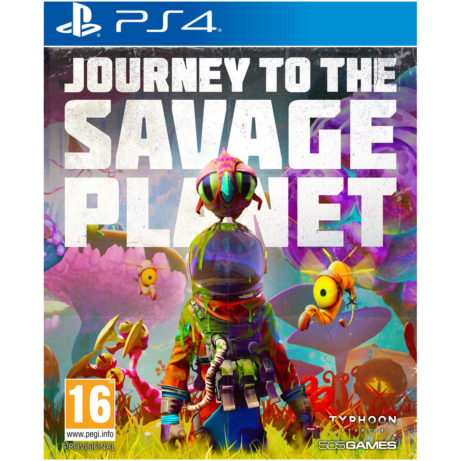 Joc Journey to the Savage Planet pentru Playstation 4 0