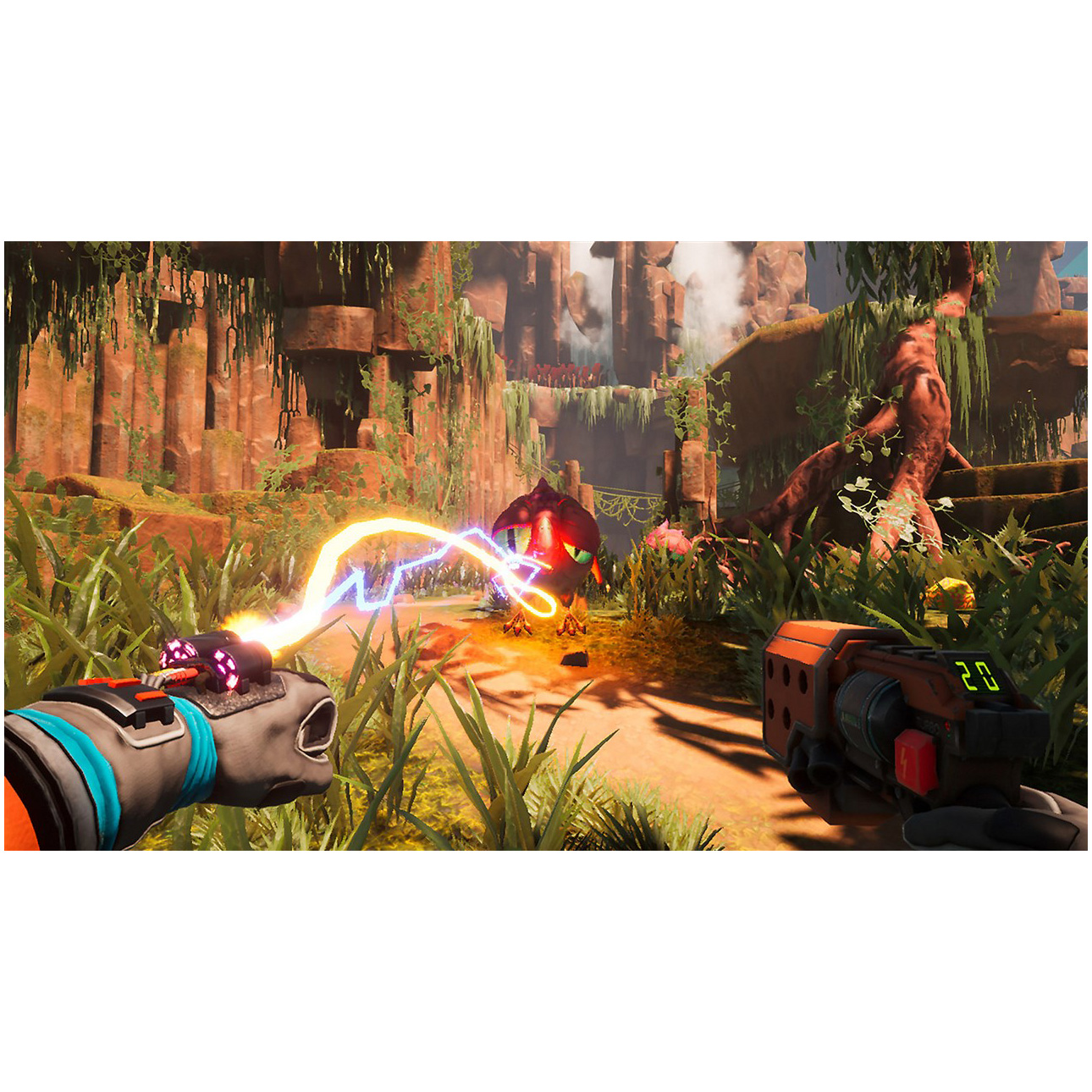Joc Journey to the Savage Planet pentru Playstation 4 5