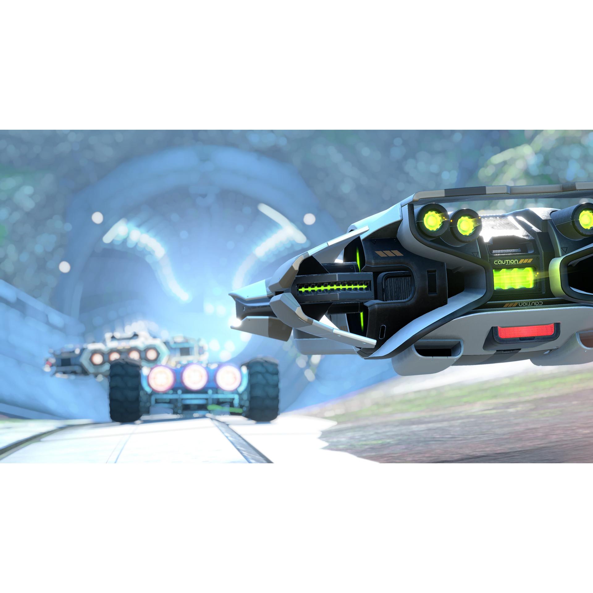 Joc GRIP: Combat Racing - Airblades vs Rollers - Ultimate Edition (EU) Pentru PlayStation 4 1