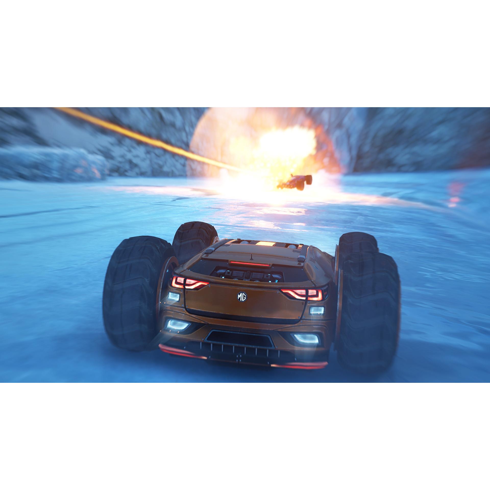 Joc GRIP: Combat Racing - Airblades vs Rollers - Ultimate Edition (EU) Pentru PlayStation 4 4