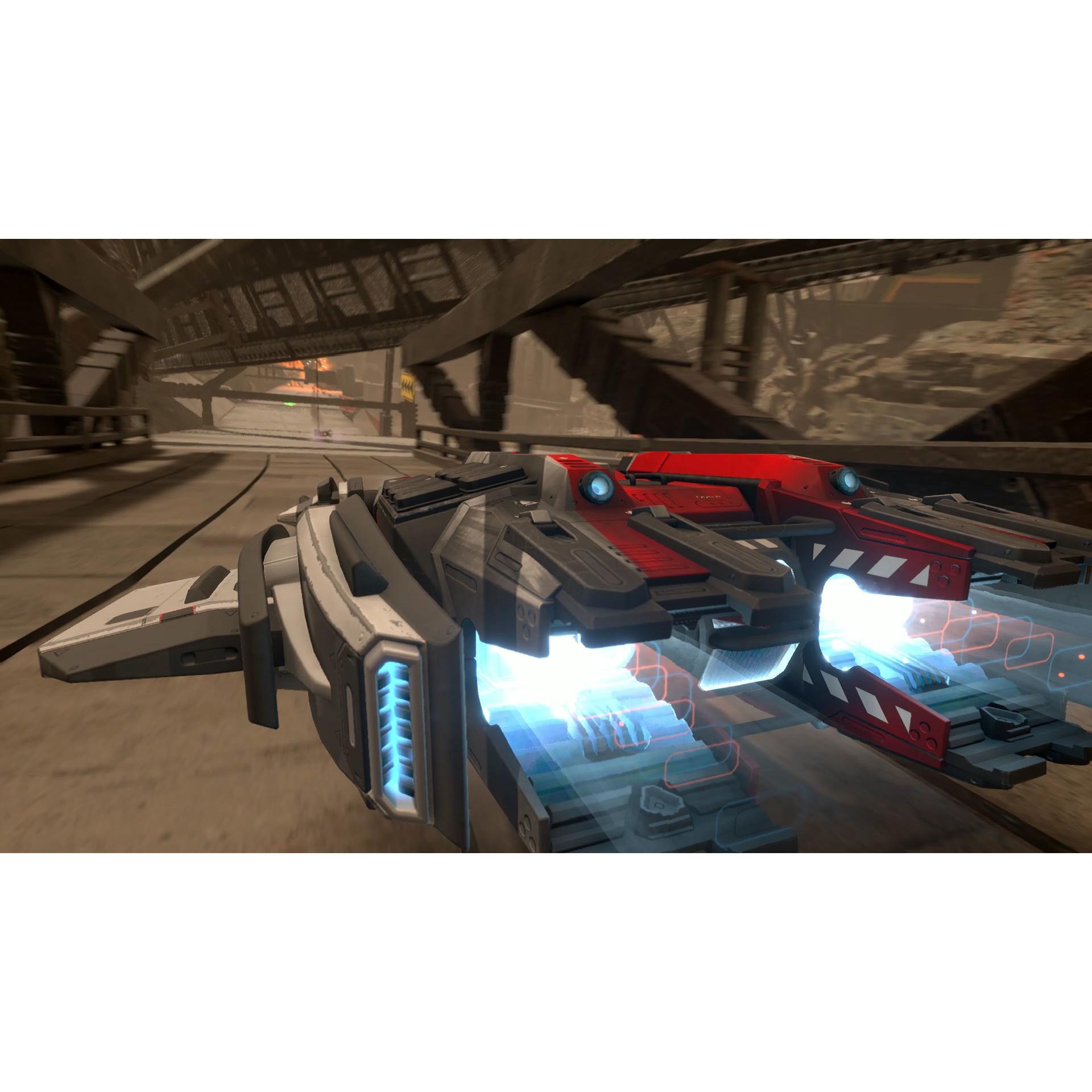 Joc GRIP: Combat Racing - Airblades vs Rollers - Ultimate Edition (EU) Pentru PlayStation 4 5
