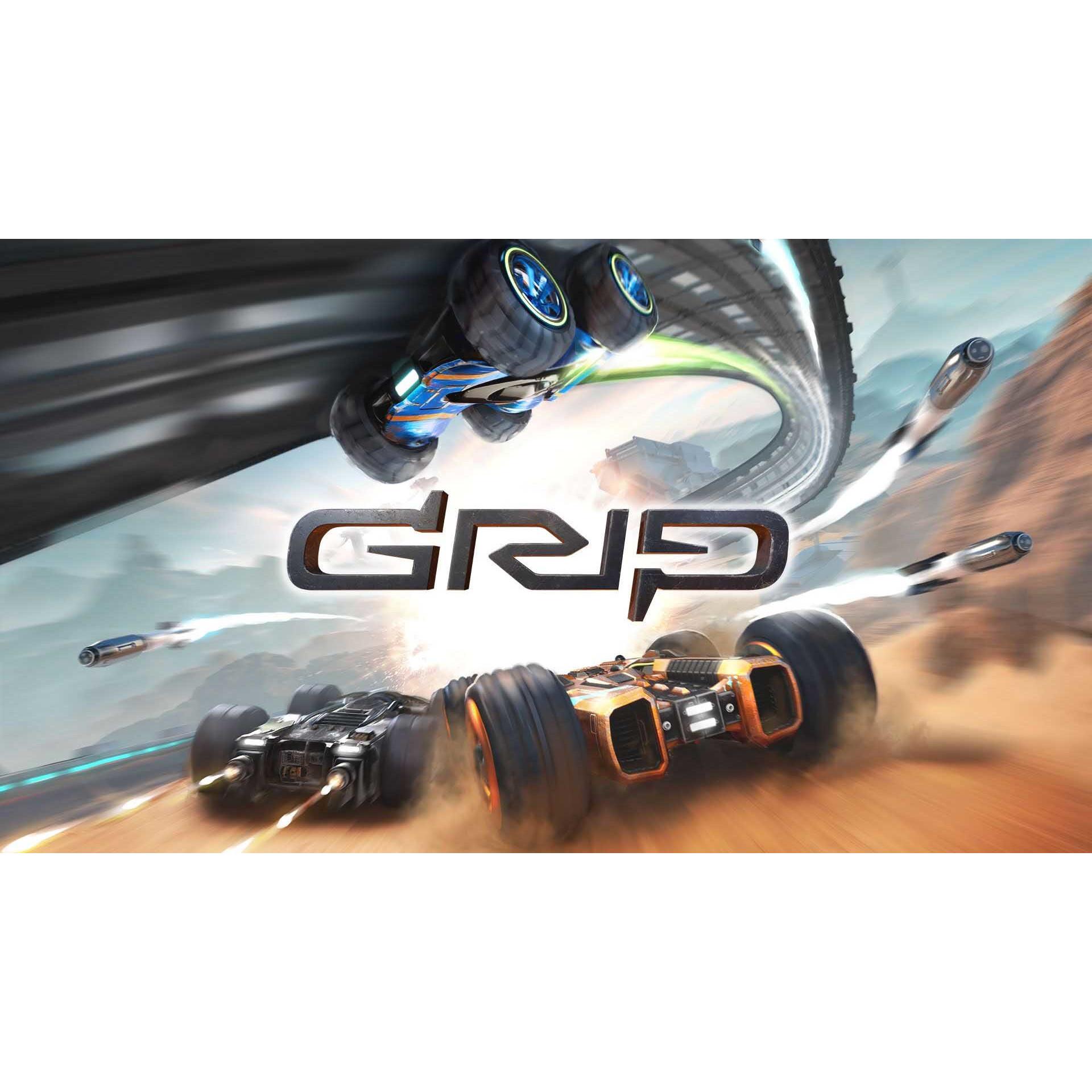 Joc GRIP: Combat Racing - Airblades vs Rollers - Ultimate Edition (EU) Pentru PlayStation 4 2