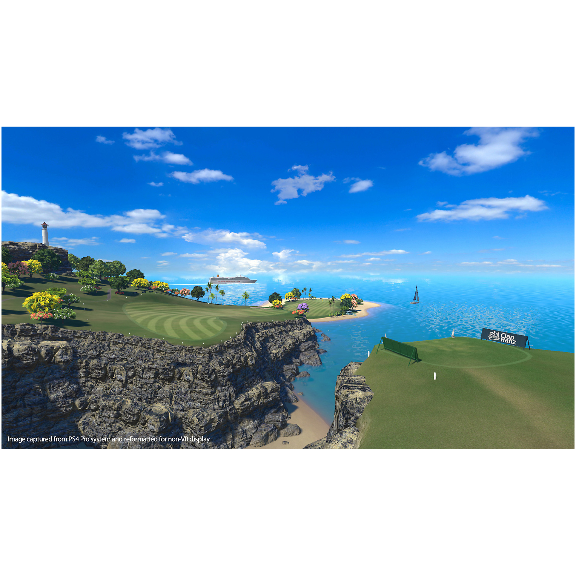 Joc Everybody's Golf VR pentru PlayStation 4 3