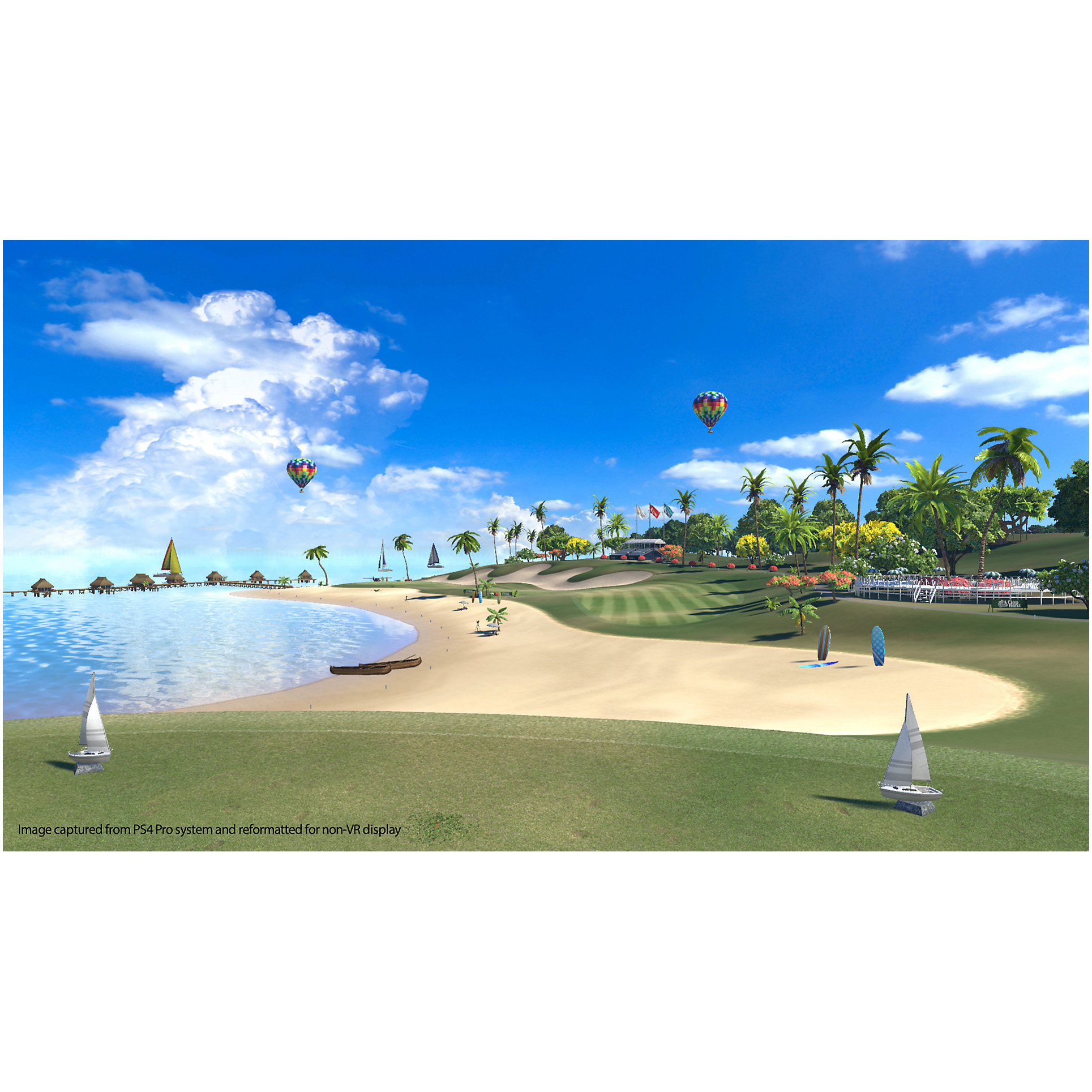 Joc Everybody's Golf VR pentru PlayStation 4 7