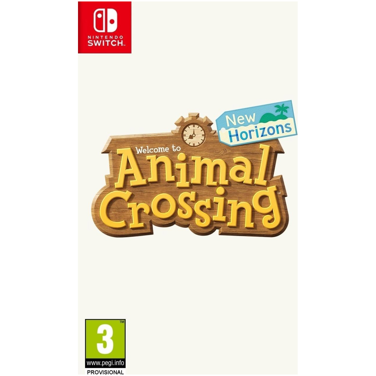 Joc Animal Crossing: New Horizons pentru Nintendo Switch 0