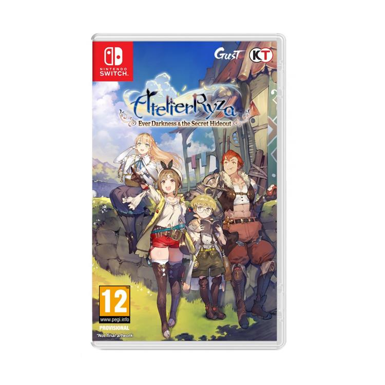 Joc Atelier Ryza Ever Darkness And The Secret Hideout Nintendo Switch 0