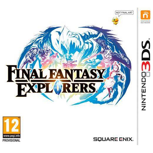 Joc FINAL FANTASY EXPLORERS pentru 3DS 0