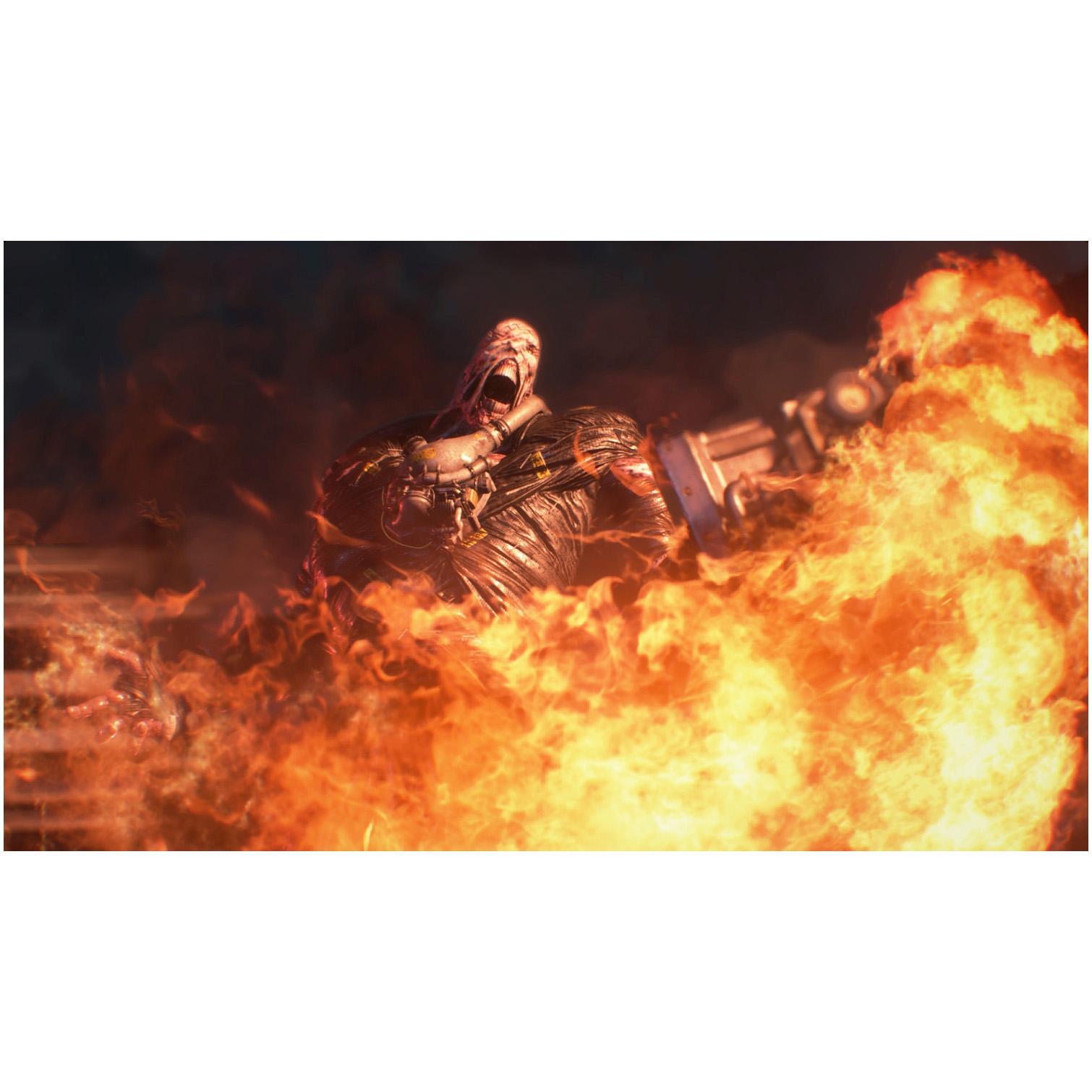 Joc Resident Evil 3 Remake pentru PlayStation 4 7