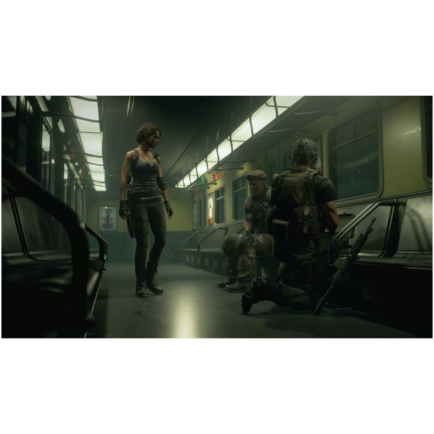 Joc Resident Evil 3 Remake pentru PlayStation 4 11