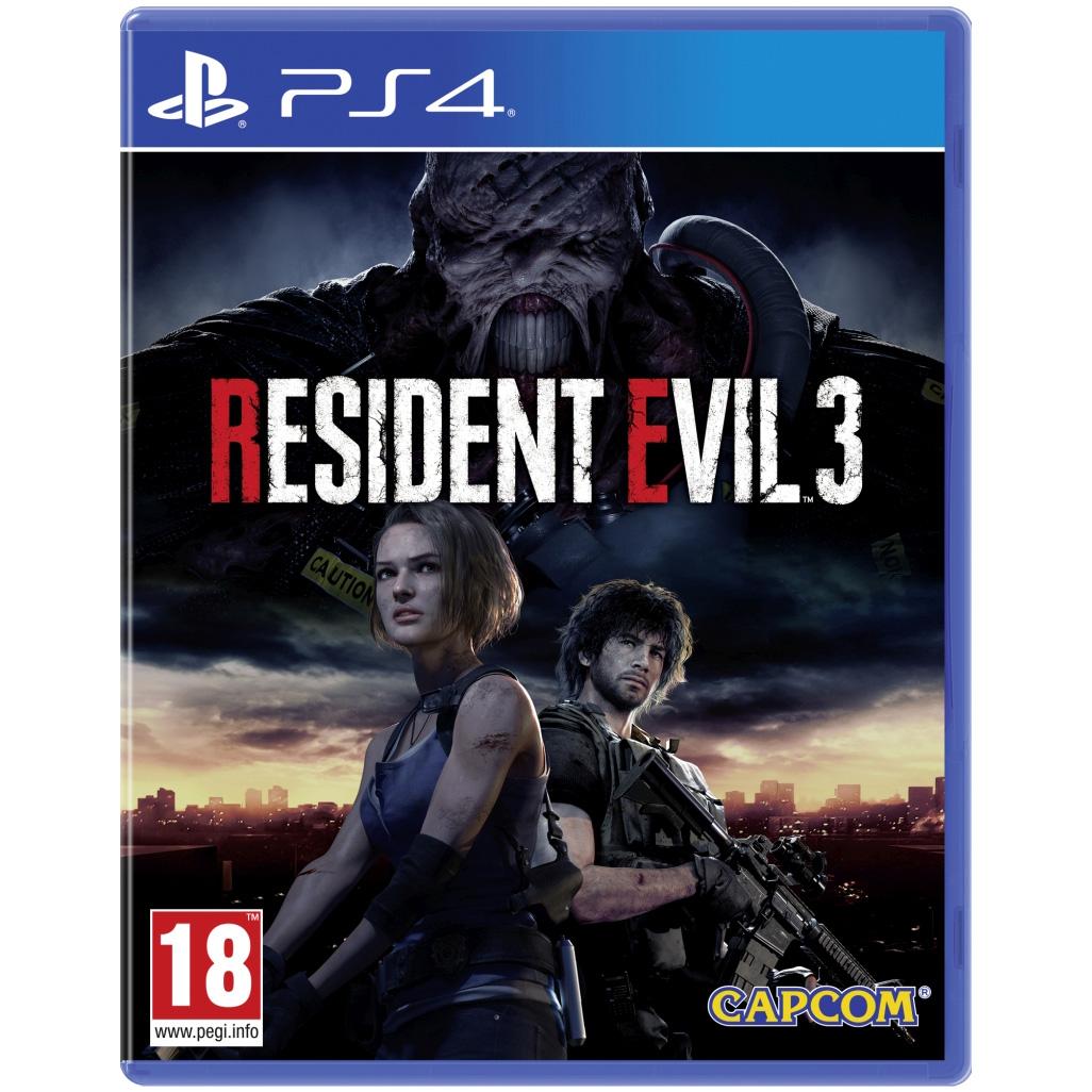 Joc Resident Evil 3 Remake pentru PlayStation 4 0
