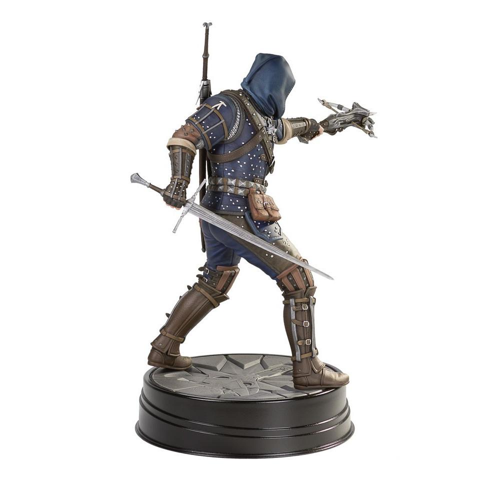 Figurina Witcher 3 Wild - Geralt Grandmaster Feline 27 cm - Originala 3