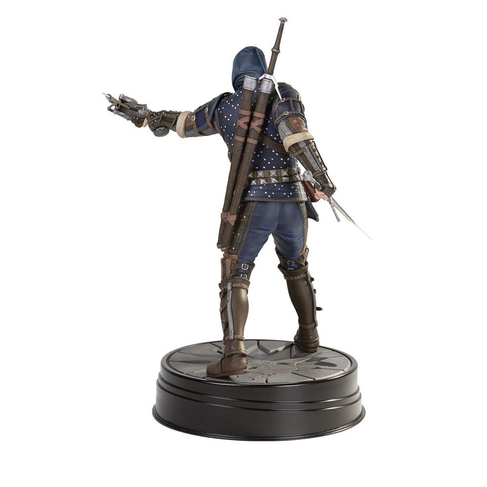 Figurina Witcher 3 Wild - Geralt Grandmaster Feline 27 cm - Originala 1