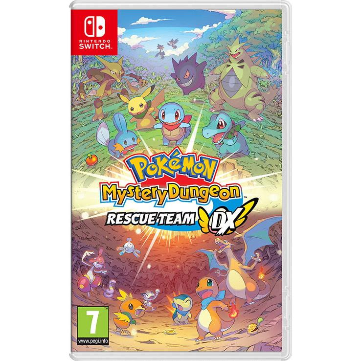 Joc Pokemon Mystery Dungeon: Rescue Team pentru Nintendo Switch 0