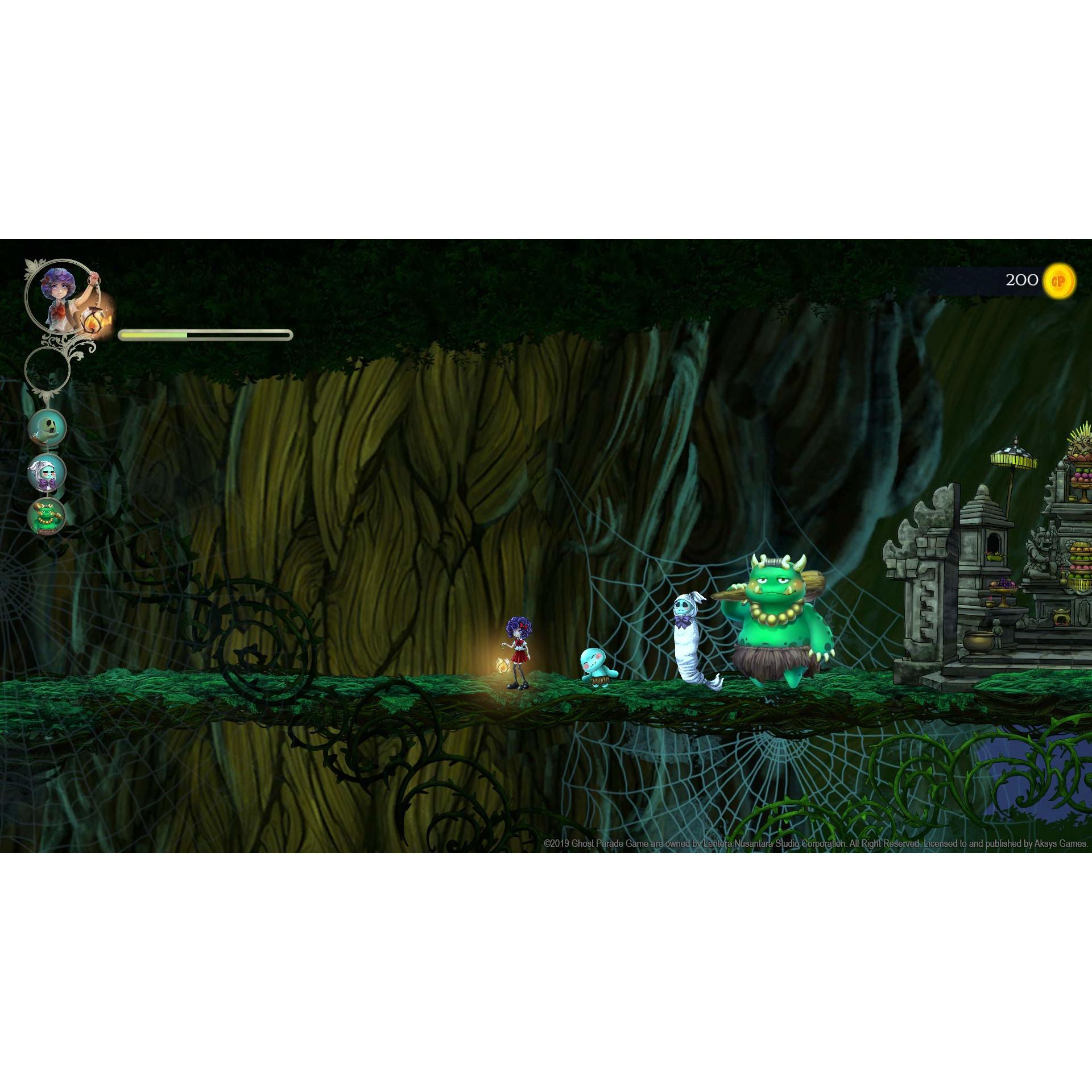 Joc Ghost Parade Pentru Nintendo Switch 1
