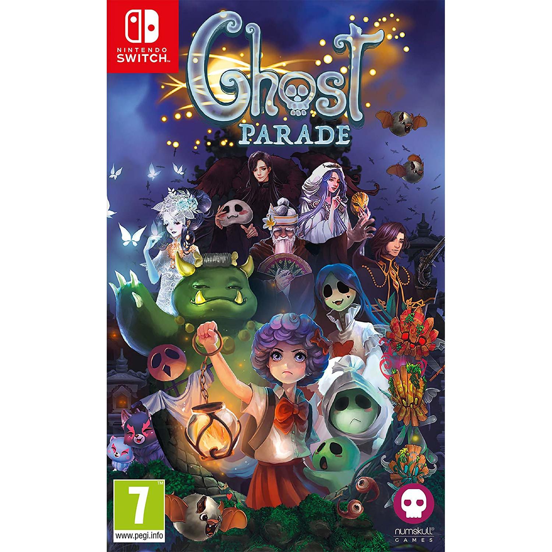 Joc Ghost Parade Pentru Nintendo Switch 0