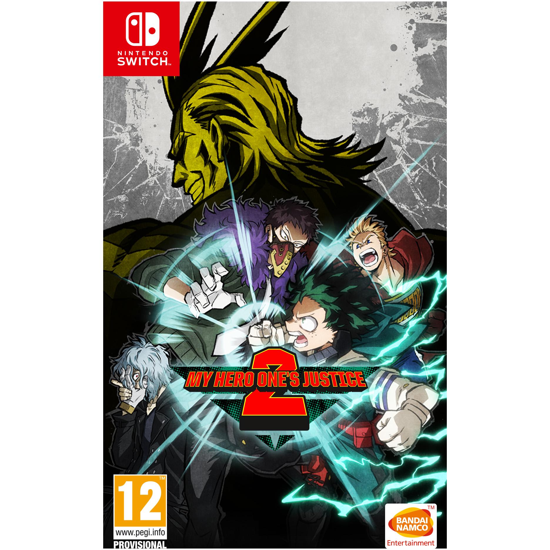 Joc My Hero One's Justice 2 pentru Nintendo Switch 0