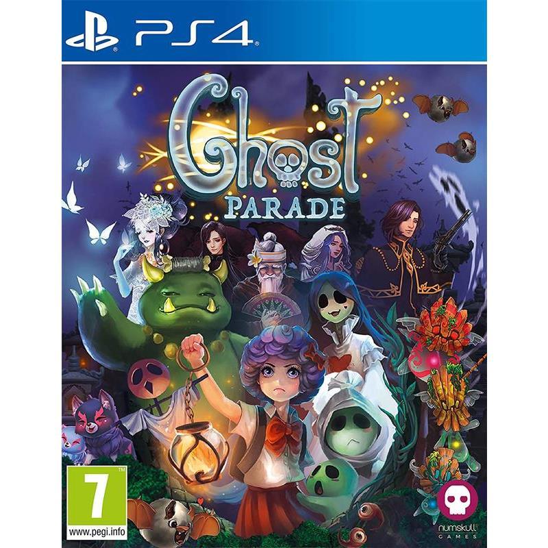 Joc Ghost Parade Ps4 0