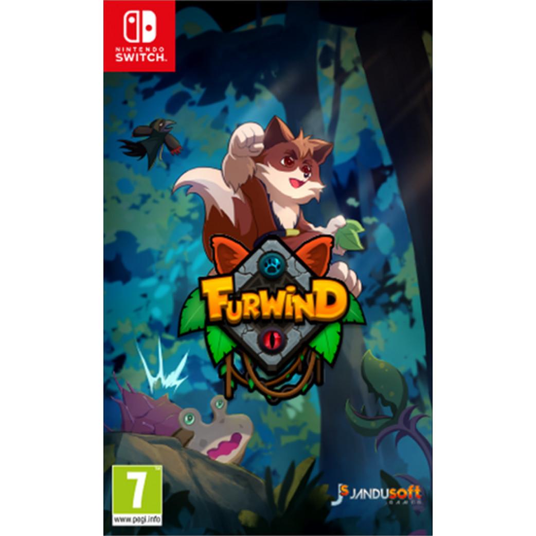 Joc Furwind Special Edition Pentru Nintendo Switch 0