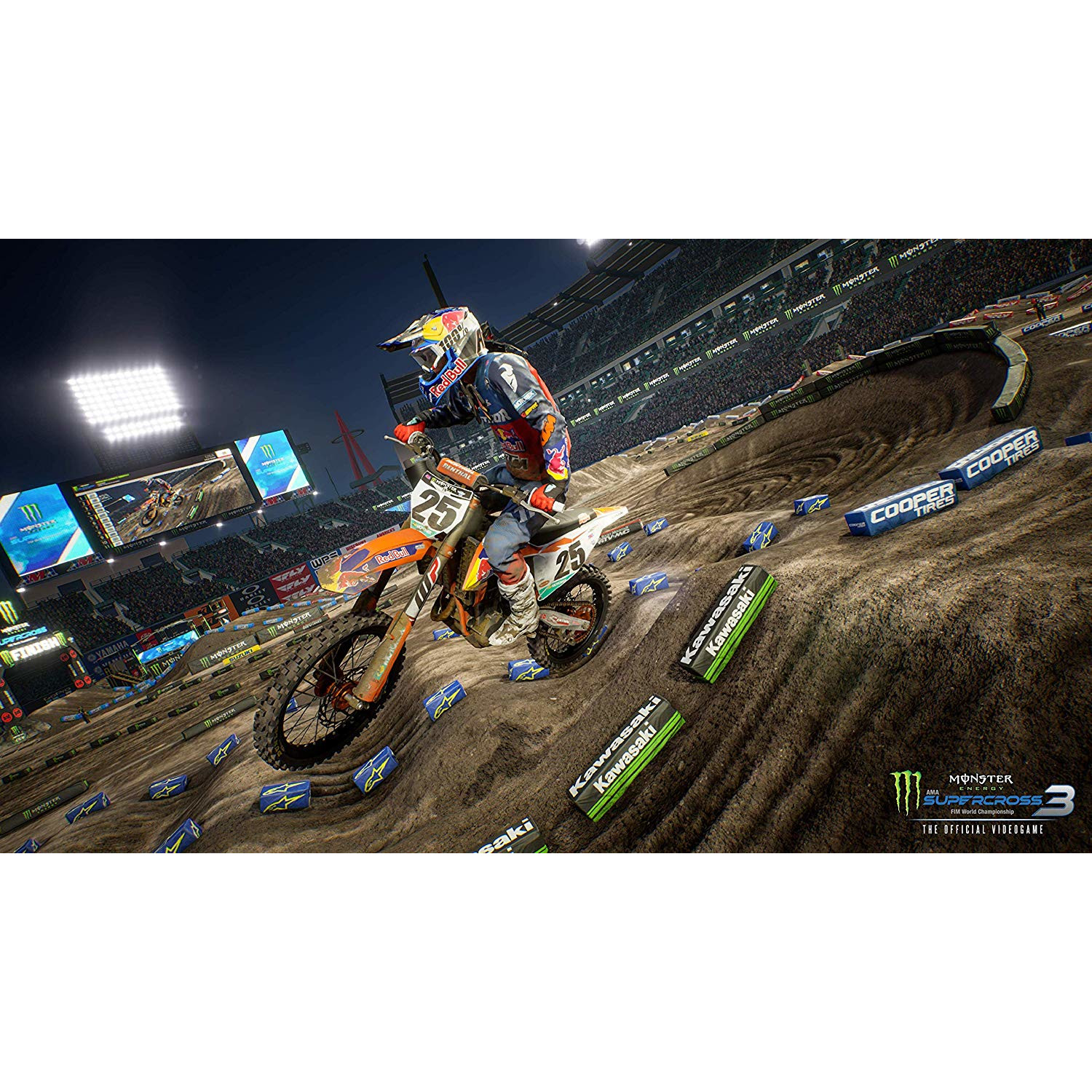 Joc Monster Energy Supercross 3 Pentru Nintendo Switch 7