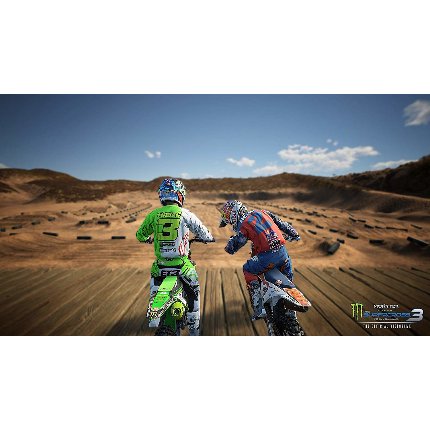 Joc Monster Energy Supercross 3 Pentru Nintendo Switch 3