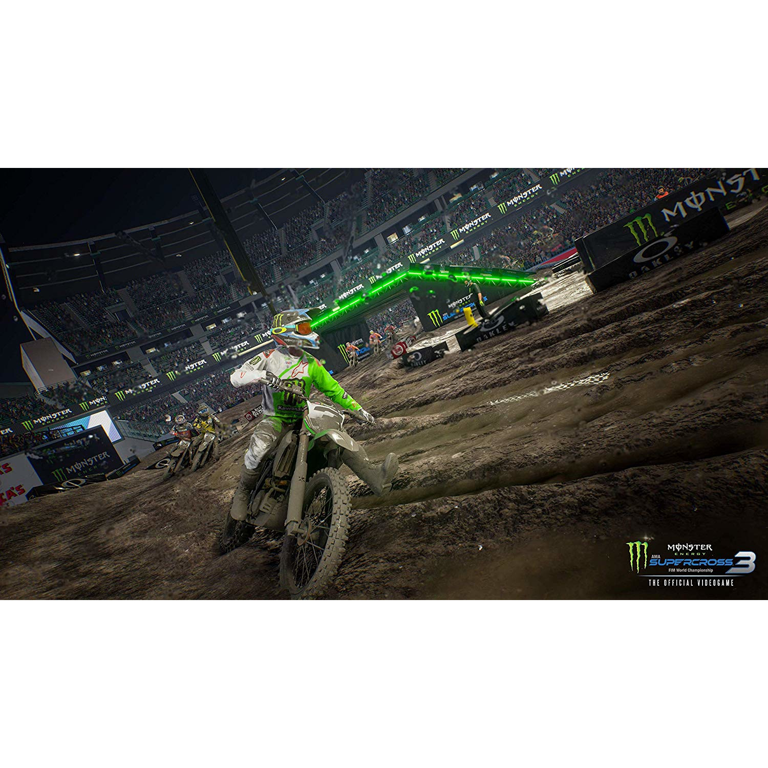 Joc Monster Energy Supercross 3 Pentru Nintendo Switch 6