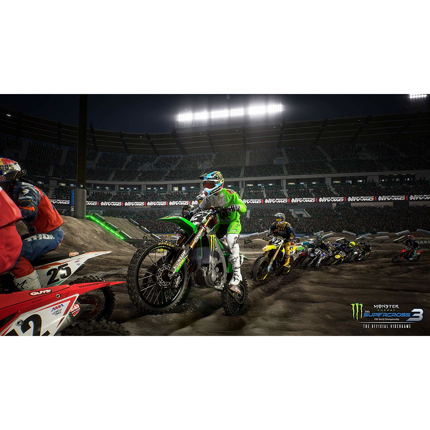 Joc Monster Energy Supercross 3 Pentru Nintendo Switch 2