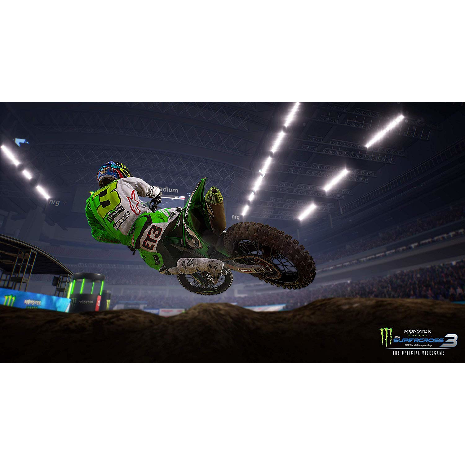 Joc Monster Energy Supercross 3 Pentru Nintendo Switch 1