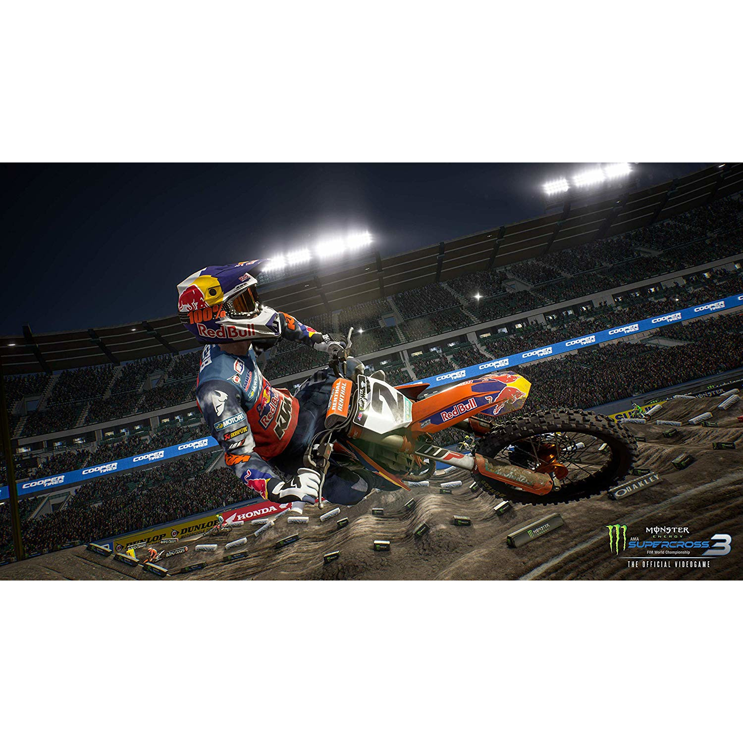 Joc Monster Energy Supercross 3 Pentru Nintendo Switch 4