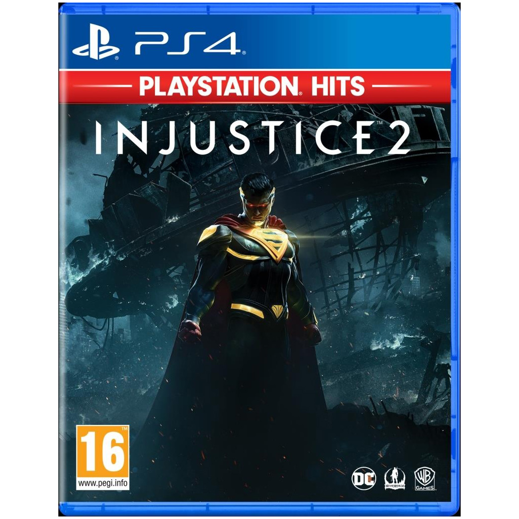 Joc Injustice 2 HITS pentru PlayStation 4 0