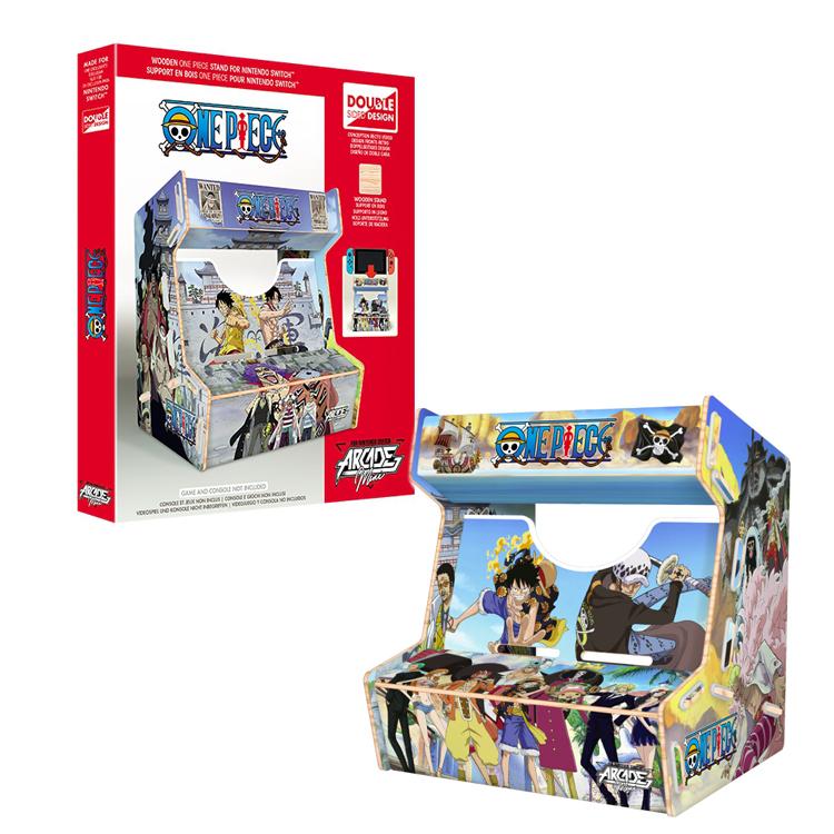Jucarie Arcade Mini One Piece Nintendo Switch 2