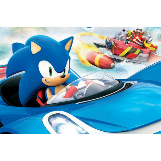 Joc Sonic And All Stars Racing Transformed Xbox One 1
