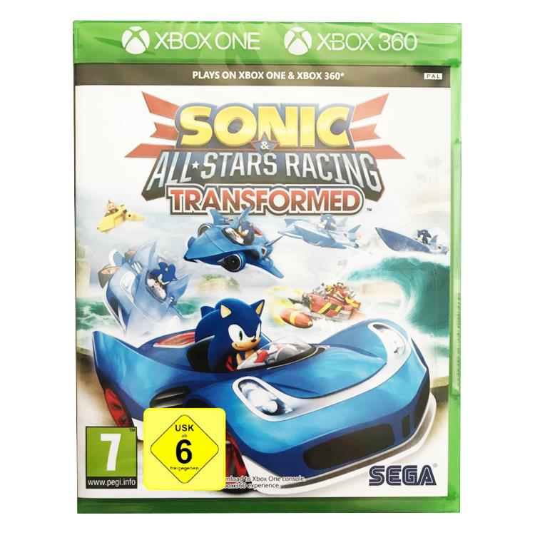Joc Sonic And All Stars Racing Transformed Xbox One 0