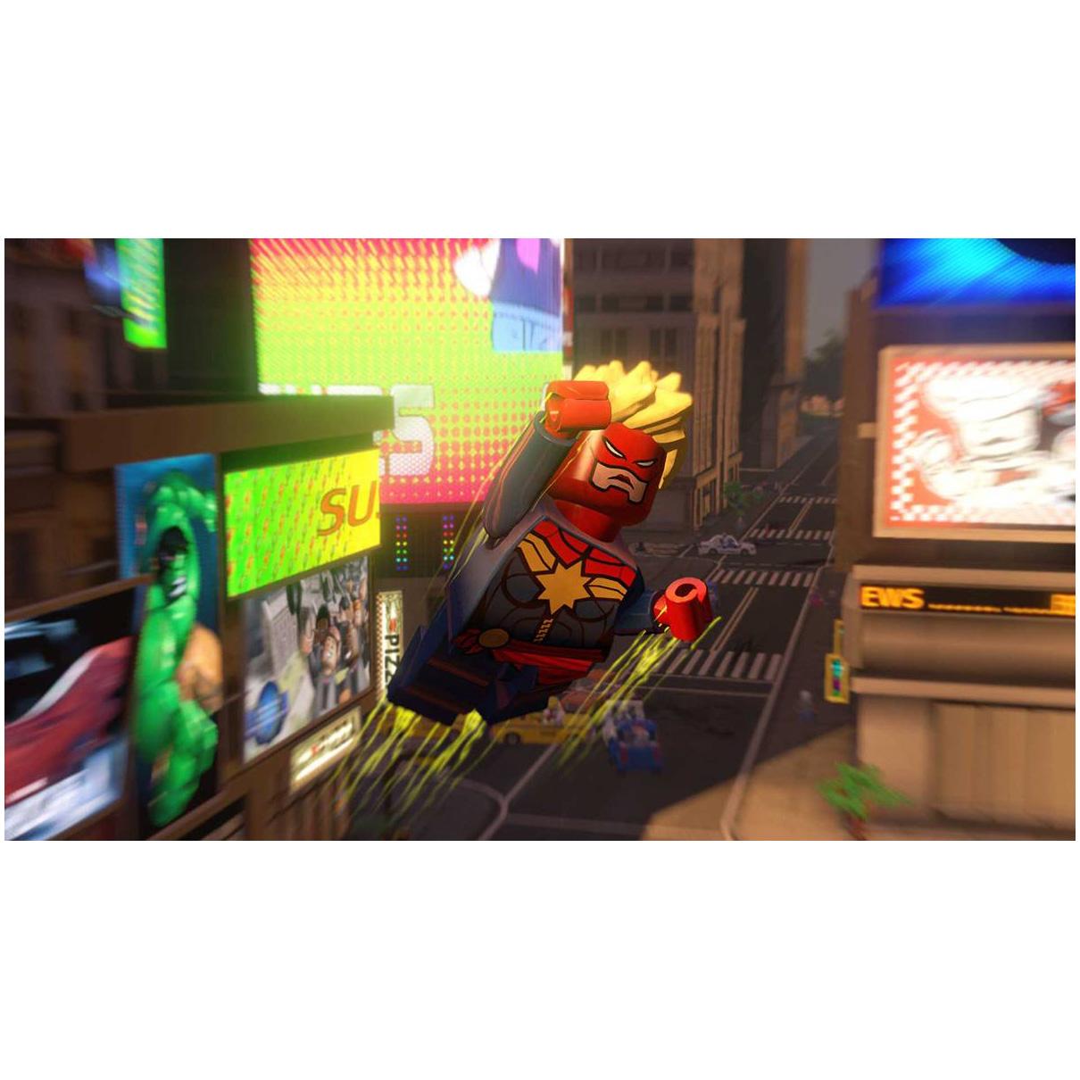 Joc Lego Marvel Collection pentru PlayStation 4 2