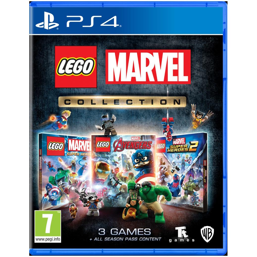 Joc Lego Marvel Collection pentru PlayStation 4 0