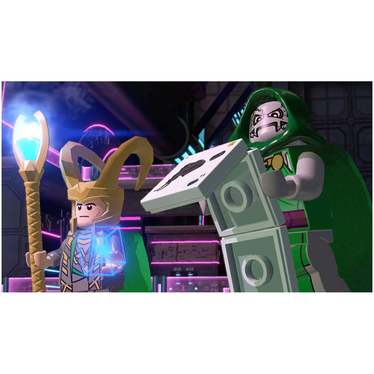 Joc Lego Marvel Collection pentru PlayStation 4 1