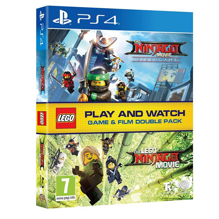 Joc Lego Ninjago Game And Film Double Pack Ps4 0