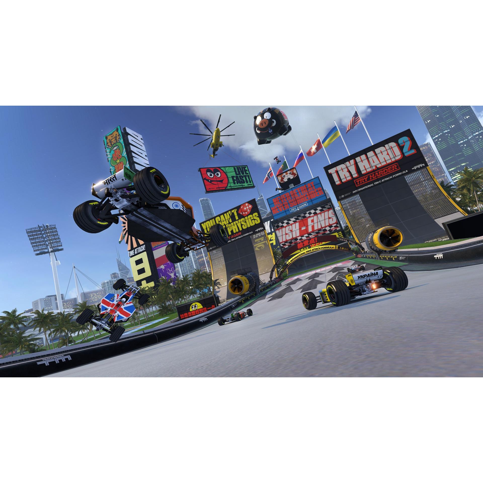 Joc Trackmania Turbo pentru PS4 8